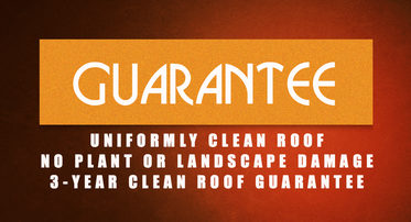 No Pressure Roof Cleaning | 3 Year Guarantee | Bucyrus | Tiro | New Washington | North Robinson | Chatfield | Crawford County | OH
